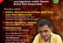 Presiden Kekar Bajau: Konsep Moderasi Orang Bajau